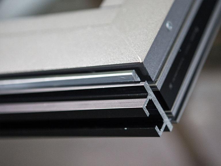 Aluminium zimne
